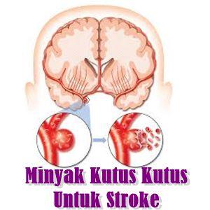 minyak kutus kutus untuk stroke