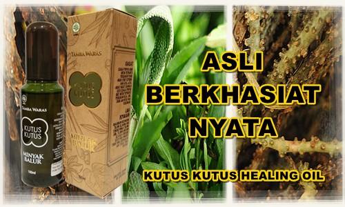 Agen Asli Minyak Balur Kutus Kutus di kota Banjarmasin